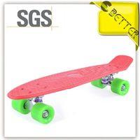 Mini plastic cruiser skate board thumbnail image