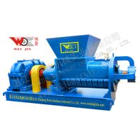 Natural Rubber Processing/Tyre Crusher Machine/Machines For Rubber Processing Plant thumbnail image