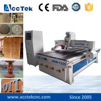 Jinan AccTek 1325 cnc wood carving machine