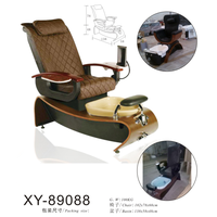 Luxury Elegant Salon Spa Pedicure Chair Foot Massage XY-89088