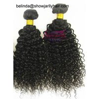 Virgin Hair Weft-Deep Wavy