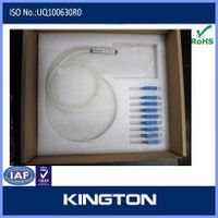 1*8 mini plc splitter with sc connector for gpon solutions