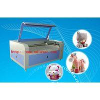 Laser Cutter Machine for Plush Toys thumbnail image