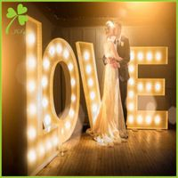Custom Light Bulb Signs Marquee Letters thumbnail image