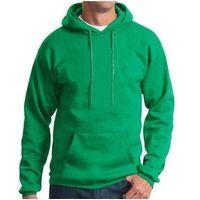 Men's plain hoodie thumbnail image