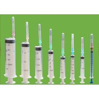 hypodermic disposable syringe