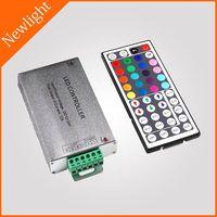 44 keys RGB IR LED Controller 12A DC 12V-24V thumbnail image