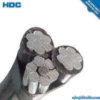 ABC Cable Aluminum XLPE ABC Cable XLPE Insulated Overhead Cable