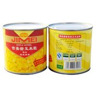 Canned Sweet Corn 884#  with Net Weight 340g and Drained Weight 275g