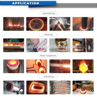 factory price steel forging induction heating machine
