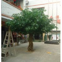 China supplier high quality artificial banyan tree high imitation fake banyan tree decorative artifi