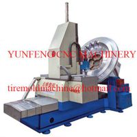 pattern milling machine for tire mold