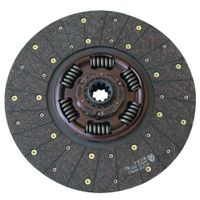 SINOTRUK TRUCK PARTS AZ9114160020 CLUTCH DISC