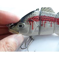 2015 New design Bass Oem Manufactuer Lure Making