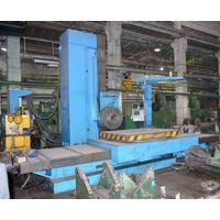 Horizontal boring mill UNION BFKP-130 CNC