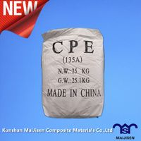 Toughening agent chlorinated polyethylene CPE135A