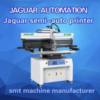 PCB printing machine solder paste screen printer SMT stencil printing machine thumbnail image