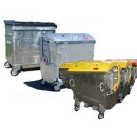 Waste Bins - MGB Galvanised Series
