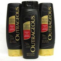 Revlon Outrageous Normal Hair Shampoo