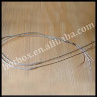 Customize strip heater for hot runner coil heater