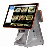 Good quality Android/windows POS cash register with 58mm printer