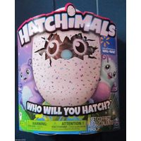 Hatchimal Complete set of Owlicorn Pink, Burtles, Bearakeets Pengualas, Draggles