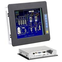 10.4' industrial panel pc