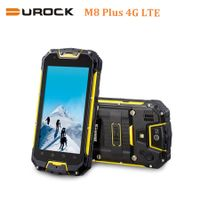 Durock M8 Rugged Industrial Handhelds IP68 Waterproof Shockproof Dustproof Outdoor Cellphones with 3
