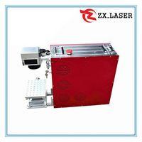 Portable 20W fiber laser marking machine thumbnail image