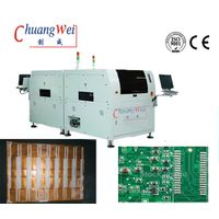 LED Auto High-precision Solder Paste Printer,CW-BTB