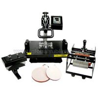 Sublimation Machine(5 in 1) thumbnail image