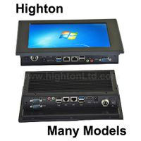 HiDON 8 inch to 32 inch android or windows industrial pc or industrial computer or panel pc