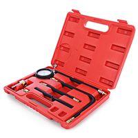 100Psi Fuel Injection Engine Oil Pressure Meter Gauge Tester Tool Kit