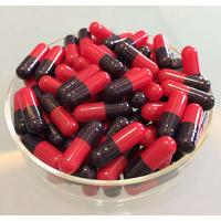 Size 0 empty hard gelatin capsules