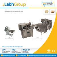 Labh Group Automatic Chapati Roti production line machines