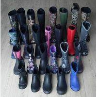 Neoprene Rain Boots, Neoprene Boots, Camo Neoprene Rubber Boots thumbnail image