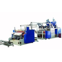 Automatic High Speed Double Layer Or Three Layer Stretch Film Cling Film Production Line