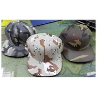 Military Sublimation Printed snapback