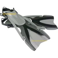 High-performance open heel dive fins FF-04