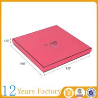 rigid quality silk scarf boxes suppliers thumbnail image