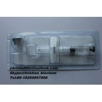 Medical Sodium Hyaluronate/Hyaluronic Acid Gel (For Eye Surgery Viscoelastic) OEM factory thumbnail image