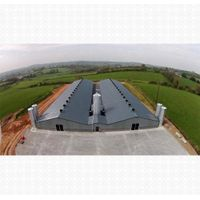 Prefabricated Heat Proof Hen House /poultry farm house thumbnail image