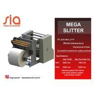 Mega Slitter Rewinder Slitting