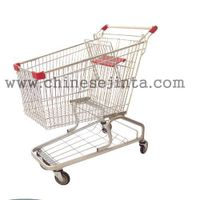 All kinds of shopping trolley thumbnail image
