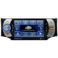 4.3-inch  car DVD player touch Screenwith AM/FM/RDS/TV/USB/Divx/Bluetooth/iPod control thumbnail image