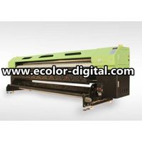 Inkjet Printer, Digital Printing Machine with Epson DX7 heads, 1/2 heads for paper printing