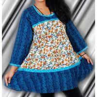 Indian Designer kurtis,sarees,jaipuri block prints