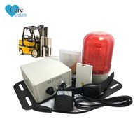 forklift pedestrian collision avoidance system, forklift anti collision notification system