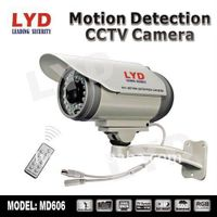 MicroSD Card Waterproof IR CCTV Dvr Camera