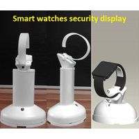 Smart watches security alarm display